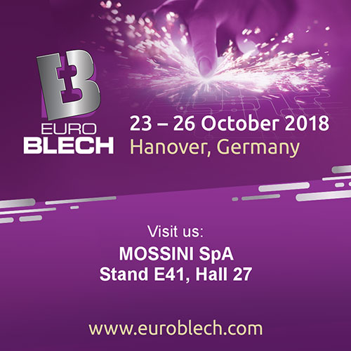 EuroBLECH Mossini 2018
